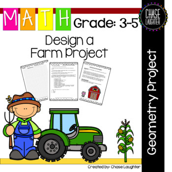 Geometry Farm Project {Lines & Shapes} 4.G.1 4.G.2