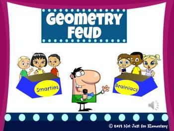 Geometry Feud Powerpoint Game
