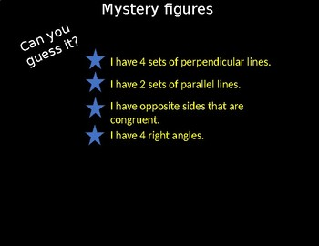 Geometry Figures and Angles