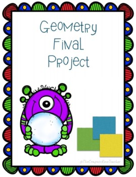 Geometry Final Project - Surface Area and Volume