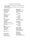 Geometry Final Review (Semester 1)