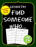 Geometry Find Someone Who...