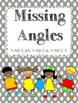 Geometry - Find the Missing Angle