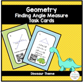 Geometry Finding Angle Measures with QR Codes