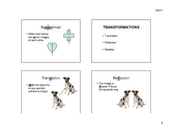 Geometry Flash Cards