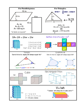 Geometry Foldable