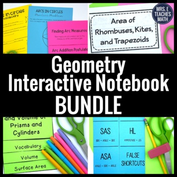 Geometry Foldable Bundle