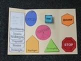 Geometry Foldable Lap Book