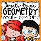 Geometry Fourth Grade Math Centers