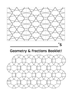 Geometry & Fractions Booklet