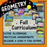 Geometry Full Curriculum Bundle