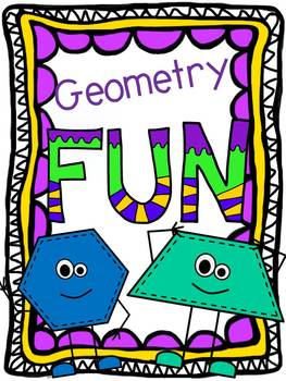 Geometry Fun: 2D Shapes