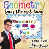 Geometry Fun SmartBoard Game