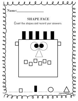 Geometry Fun with Shape Faces