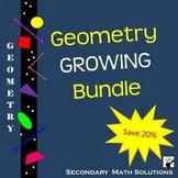 Geometry GROWING Bundle