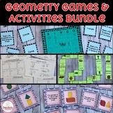 Geometry Activities Games and Activities Bundle