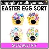 Easter Math Game | Geometry