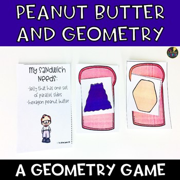 Peanut Butter and Geometry Game