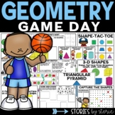 Geometry Games & Worksheets