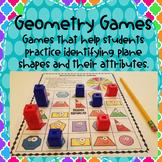 Geometry Games