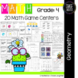 Geometry Math Centers {4.G.1, 4.G.2, 4.G.3, 4.MD.5, 4.MD.6, 4.MD.7}