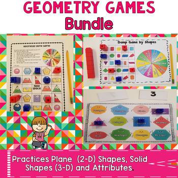 Geometry Games Bundle