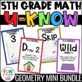 Geometry Games | U-Know Geometry Review Games MINI Bundle