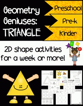 Geometry Geniuses: Bundle