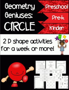 Geometry Geniuses: Circle