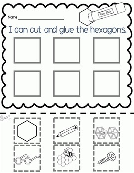 Geometry Geniuses: Hexagon