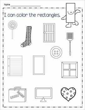 Geometry Geniuses: Rectangle