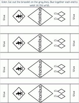 Geometry Geniuses: Rhombus