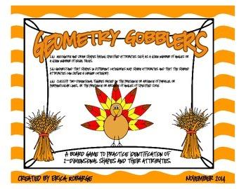 Geometry Gobbler