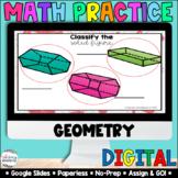 Geometry [Google Classroom Compatible]