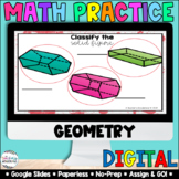Geometry [Google Classroom Compatible] | Distance Learning