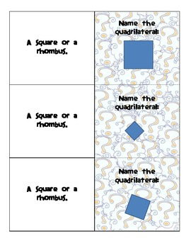 Geometry: Gr. 4 Flashcards (Go Math ch 10)