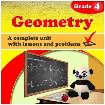 Geometry, Grade 4