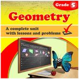 Geometry, Grade 5 (Distance Learning)