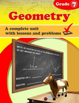 Geometry, Grade 7