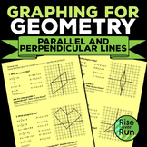 Parallel and Perpendicular Lines - Graph and Identify Polygons