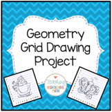 Geometry Grid Drawing Project