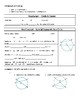 Geometry Guided Notes – 10.1 Circles and Circumference