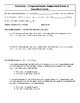 Geometry Guided Notes – 13.6 Probabilities of Mutually Exclusive Events