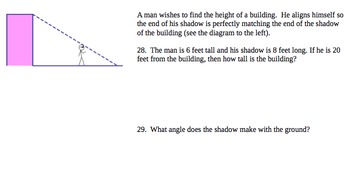 Geometry (HS) Midterm Exam - Practice for PARCC PBA - common core