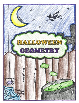 Geometry Halloween Project