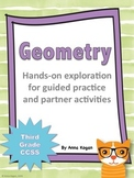 3rd Grade Geometry Hands-On Activities