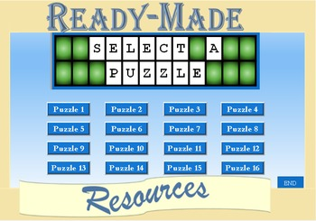 Geometry Hangman Lines & Angles Postulates and Theorems Powerpoint Game