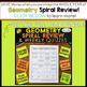 Geometry Review | Homework or Warm Ups | 4th Quarter