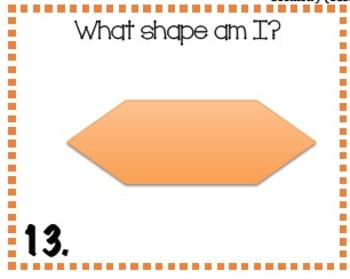 Geometry Identifying Shapes (CCSS.Math.Content.3.G.A.1)
