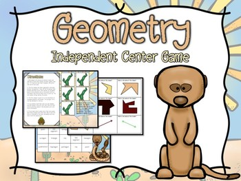 Geometry Independent Center Game #3